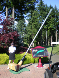 Golfing in BC with Number One golf travel and tours